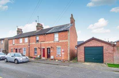 2 Bedrooms End Of Terrace House for sale in Warley, Brentwood, Essex