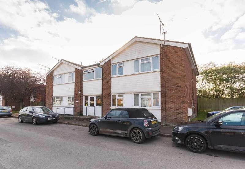 2 Bedrooms Apartment Flat for sale in Laburnham Grove, Didcot