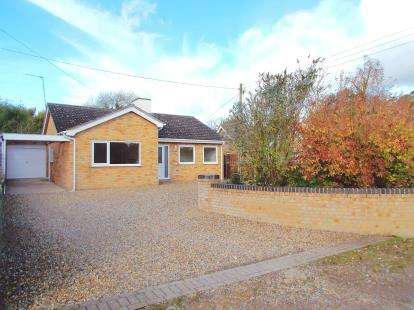 3 Bedrooms Bungalow for sale in Mattishall, Dereham