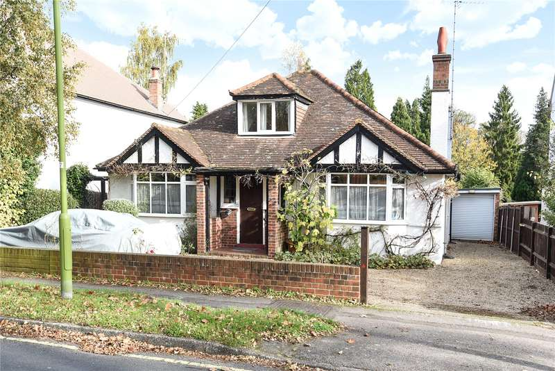3 Bedrooms Detached Bungalow for sale in Money Hill Road, Rickmansworth, Hertfordshire, WD3