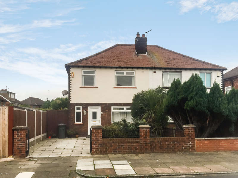 3 Bedrooms Semi Detached House for sale in Merepark Drive, Southport