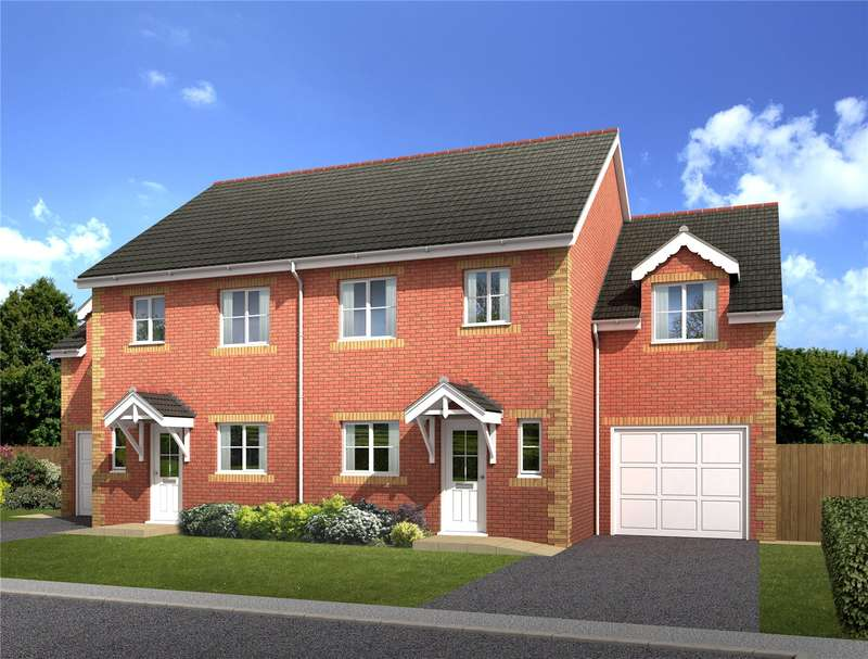 4 Bedrooms Semi Detached House for sale in Park Avenue, Royston, Barnsley, South Yorkshire, S71