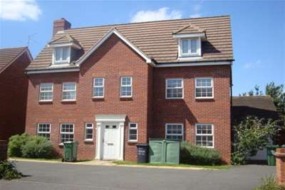 5 Bedrooms Detached House for rent in Goldfinch Close, Loughborough, LE11 3HG