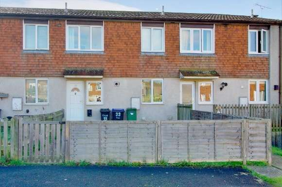 2 Bedrooms Terraced House for sale in Forest Drive, Tidworth
