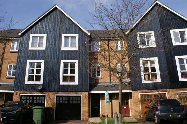 4 Bedrooms Terraced House for sale in Imperial Way, Apsley Lock, HEMEL HEMPSTEAD, Hertfordshire