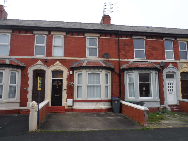 3 Bedrooms Terraced House for sale in Cheltenham Road, Blackpool, FY1 2PR