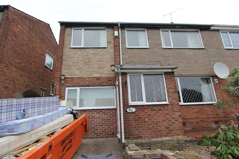 5 Bedrooms Semi Detached House for sale in Sandstone Avenue, Sheffield, South Yorkshire, S9 1AL