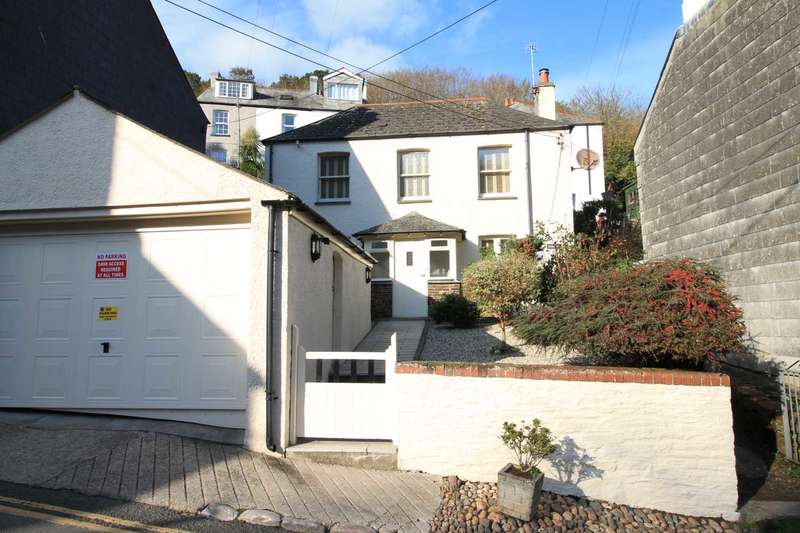 2 Bedrooms Detached House for sale in West Looe