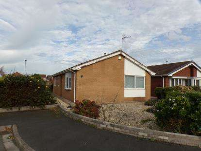 3 Bedrooms Bungalow for sale in Ash Court, Rhyl, Denbighshire, LL18