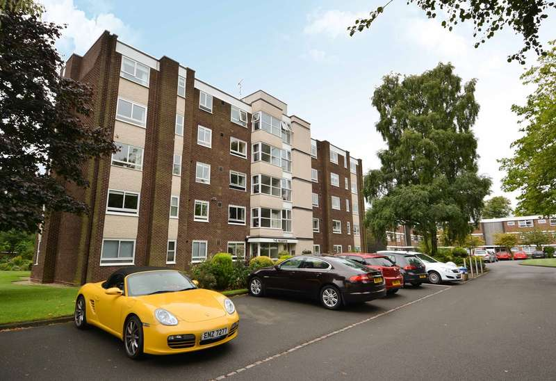3 Bedrooms Apartment Flat for sale in Norfolk Road, Edgbaston, Birmingham, B15