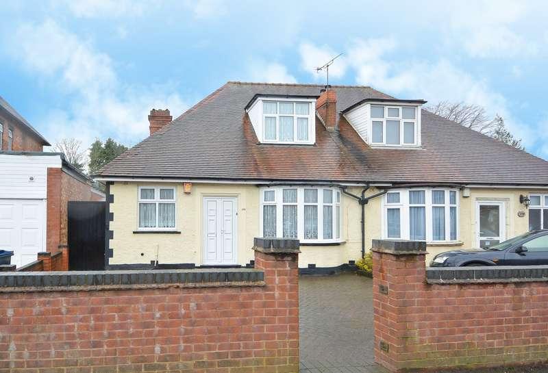 2 Bedrooms Semi Detached Bungalow for sale in Portland Road, Edgbaston, B16