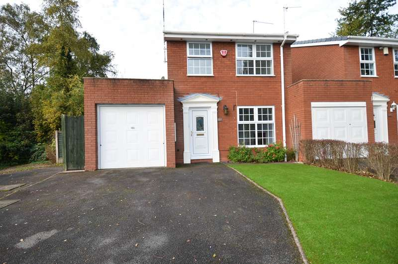 3 Bedrooms Detached House for sale in Milner Way, Moseley, Birmingham, B13