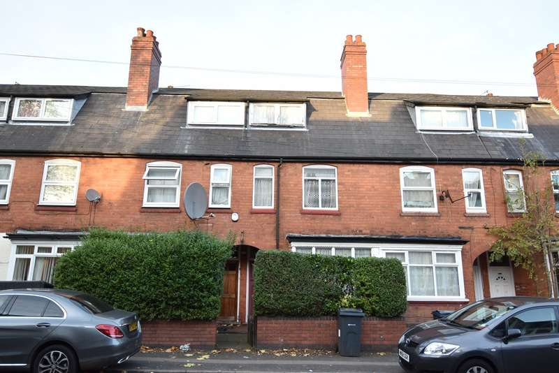 4 Bedrooms Terraced House for sale in Runcorn Road, Balsall Heath, Birmingham, B12