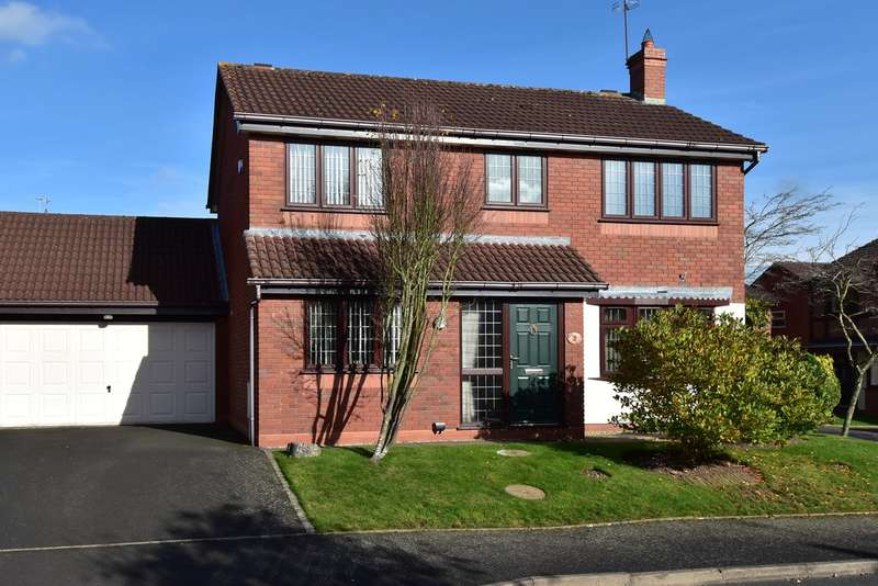 4 Bedrooms Detached House for sale in Riverside Close, Lickey End, Bromsgrove, B60