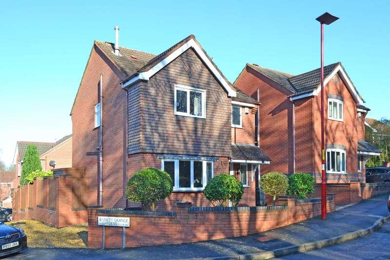 3 Bedrooms Detached House for sale in Eachway Lane, Rednal, Birmingham, B45