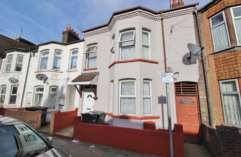 6 Bedrooms Terraced House for sale in Crawley Road, Luton, Bedfordshire, LU1