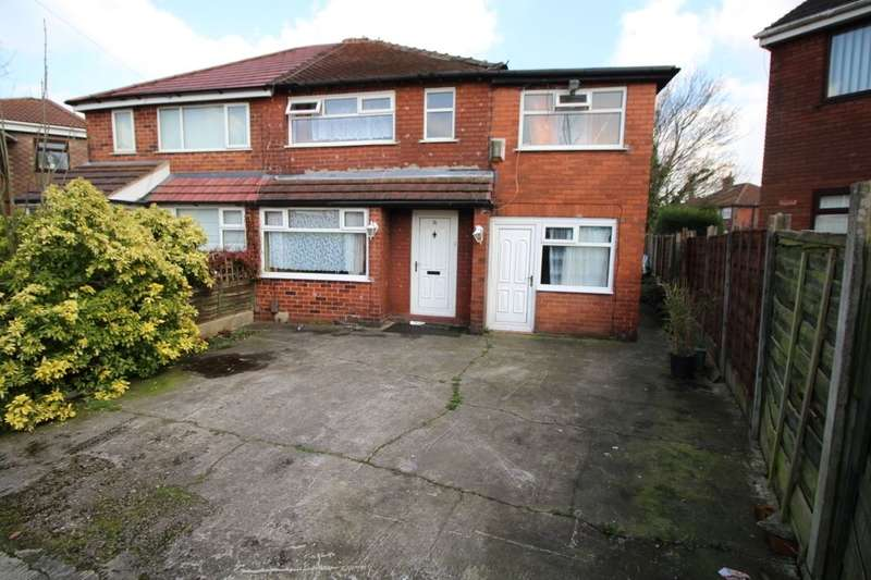 3 Bedrooms Semi Detached House for sale in Annable Road, Manchester, M18