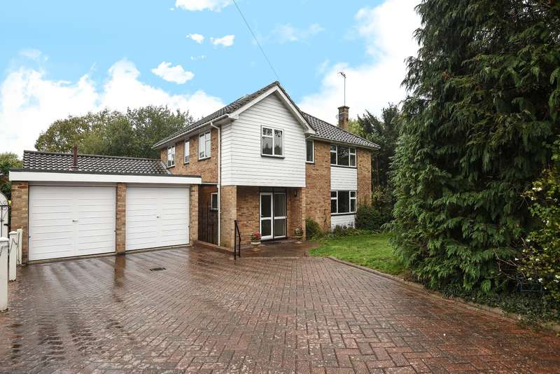 4 Bedrooms Detached House for sale in Wildwood, Northwood