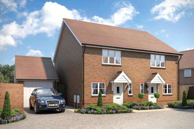 2 Bedrooms End Of Terrace House for sale in Warren House Road, Wokingham, Berkshire