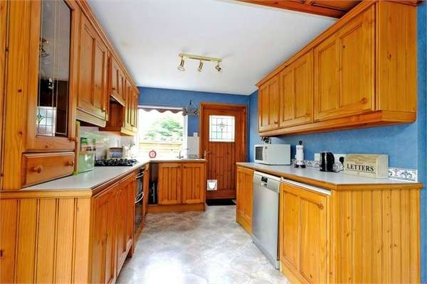 4 Bedrooms Semi Detached House for sale in Burnieboozle Crescent, Aberdeen