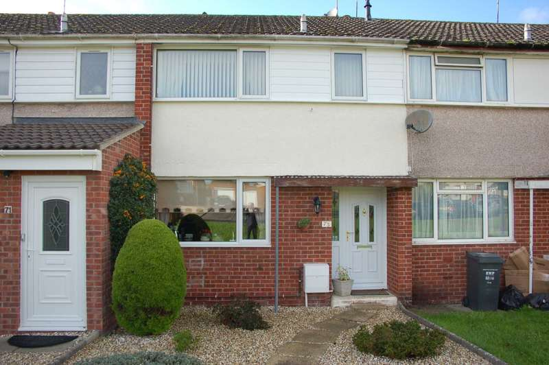 3 Bedrooms Terraced House for sale in Farm View, Taunton