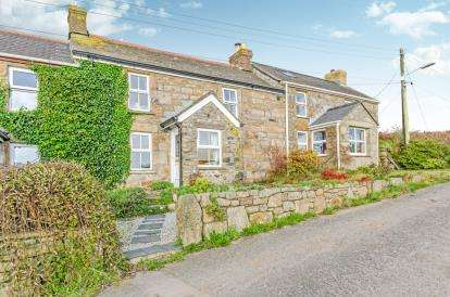 3 Bedrooms Terraced House for sale in St Just, Penzance, Cornwall
