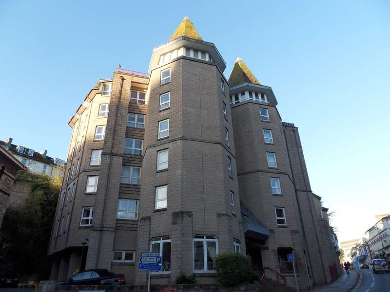 2 Bedrooms Flat for sale in Tor Haven, Abbey Road