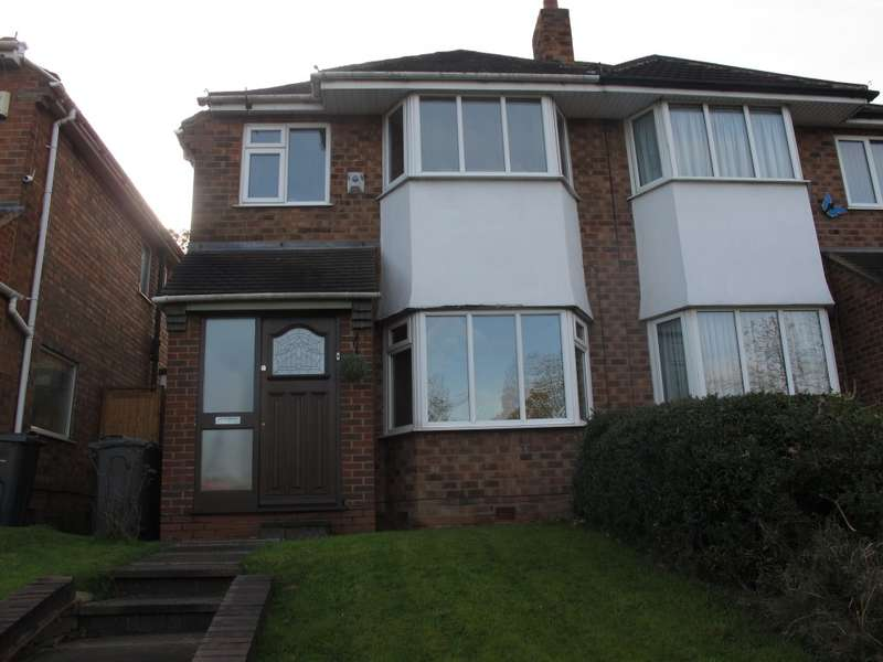 3 Bedrooms Semi Detached House for sale in Sheldon, Birmingham
