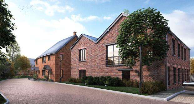 2 Bedrooms Flat for sale in Soby Mews, Pottery Road, Bovey Tracey, Devon