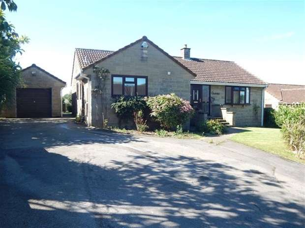 3 Bedrooms Detached Bungalow for sale in Churchfield Drive, Castle Cary