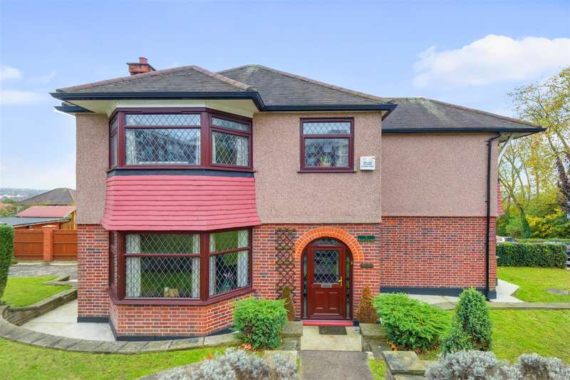 4 Bedrooms House for sale in Parkside, Dollis Hill