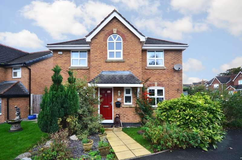 4 Bedrooms Detached House for sale in Charolais Crescent, Lightwood, ST3 4TE