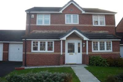 4 Bedrooms House for rent in Cricket Close, Liverpool.