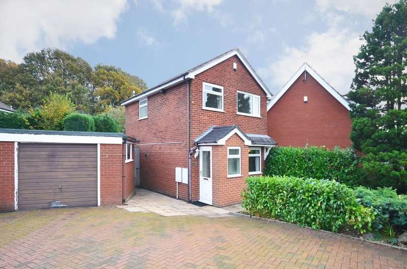 3 Bedrooms Detached House for sale in ****NEW**** Defoe Drive, Parkhall, ST3 5RS