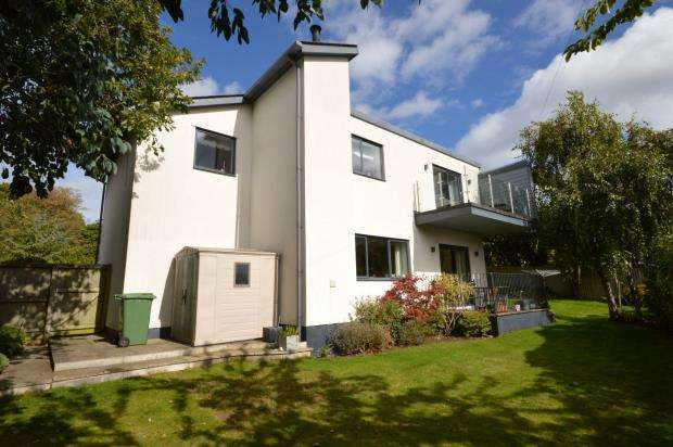 4 Bedrooms Detached House for sale in Higher Woodway Road, Teignmouth, Devon