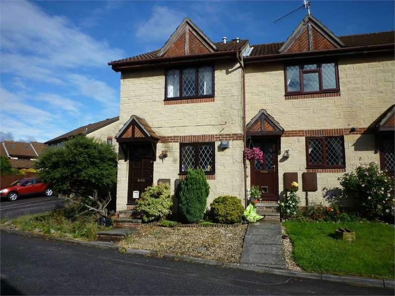 2 Bedrooms Semi Detached House for rent in Brunel Road, Nailsea, Bristol, Somerset