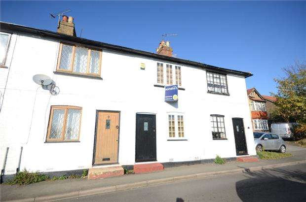 2 Bedrooms Terraced House for sale in Lincoln Hatch Lane, Burnham