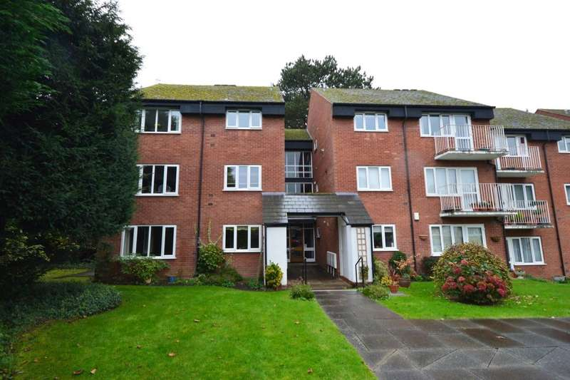 2 Bedrooms Flat for sale in Corbett Avenue, Droitwich, WR9