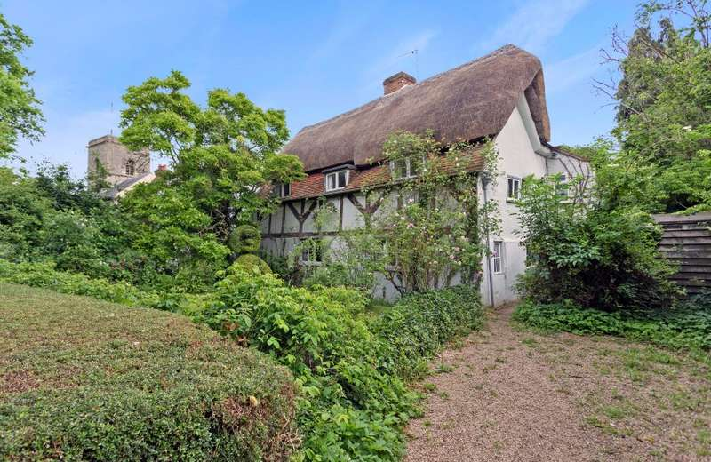 4 Bedrooms Semi Detached House for sale in The Green, Sutton Courtenay, Abingdon, Oxfordshire, OX14 4AE