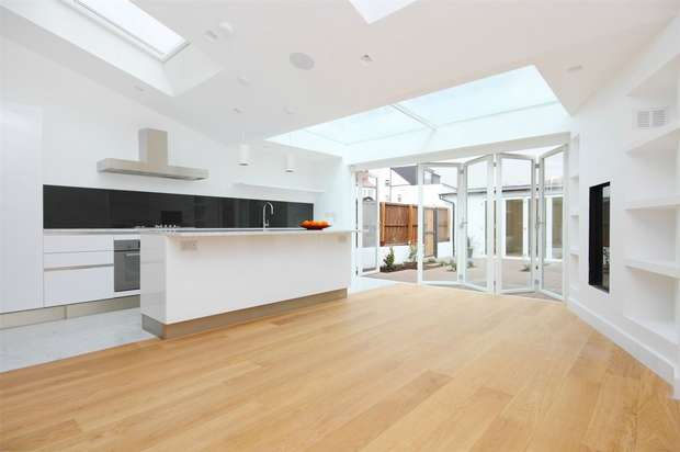 4 Bedrooms End Of Terrace House for sale in Southfield Road, Chiswick