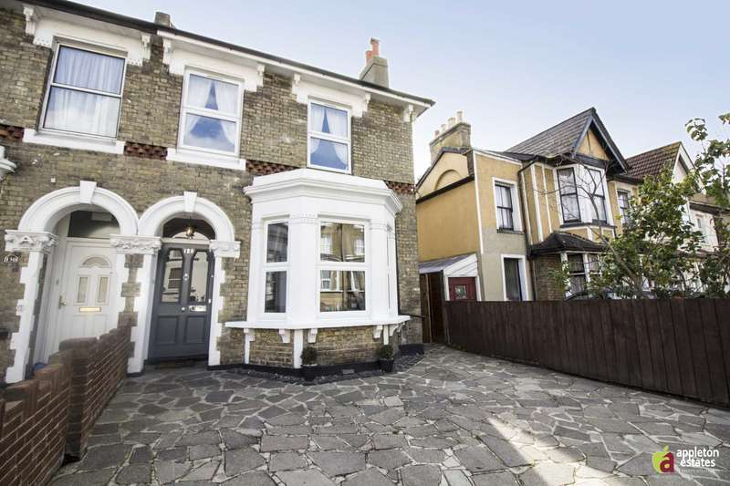 4 Bedrooms Semi Detached House for sale in St James Road, Croydon