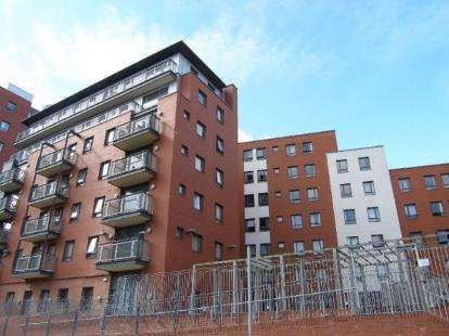 1 Bedroom Flat for sale in Blantyre Street, Castlefield, Manchester, Greater Manchester