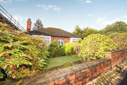2 Bedrooms Bungalow for sale in Parsonage Road, Worsley, Manchester, Greater Manchester