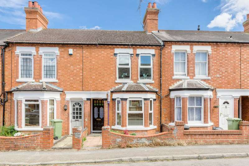 3 Bedrooms Terraced House for sale in Anson Road, Wolverton