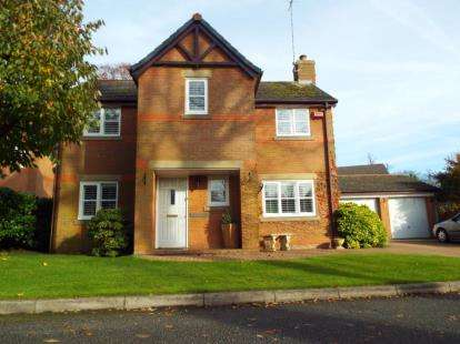 3 Bedrooms Detached House for sale in The Copse, Liverpool, Merseyside, L18