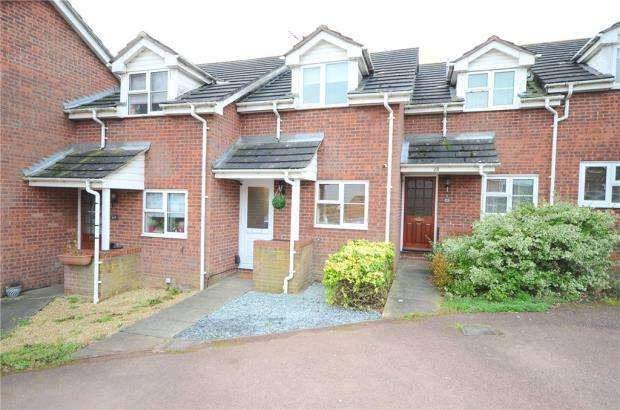 1 Bedroom Terraced House for sale in Colmworth Close, Lower Earley, Reading