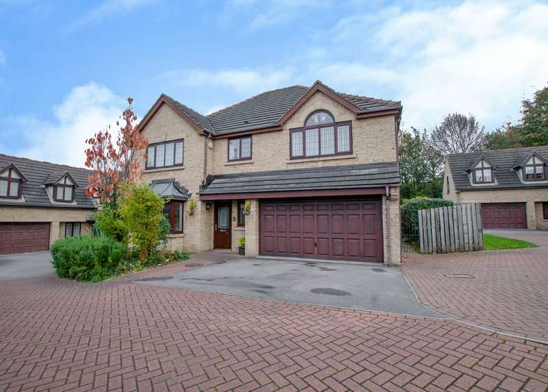 5 Bedrooms Detached House for sale in Beeden Close, Thrybergh