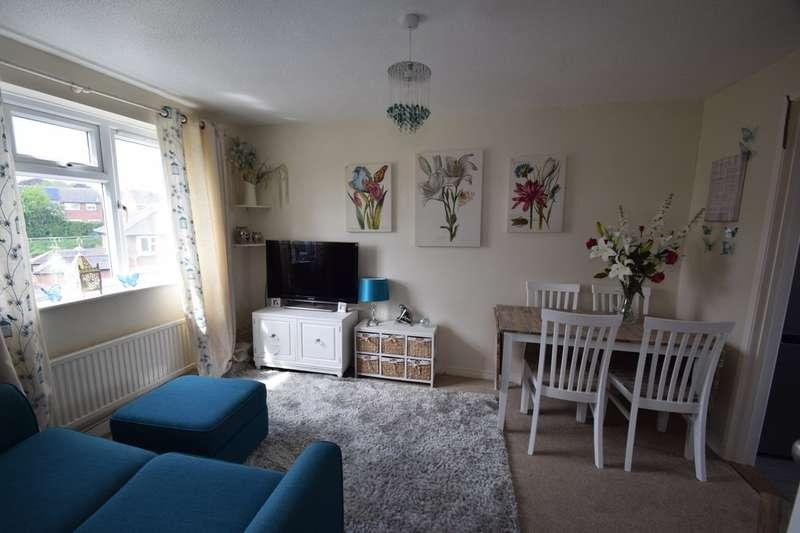 1 Bedroom Maisonette Flat for sale in John Swain Close, Needham Market
