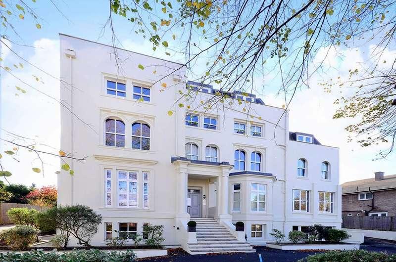 2 Bedrooms Flat for sale in Crescent Wood Road, Sydenham, SE26