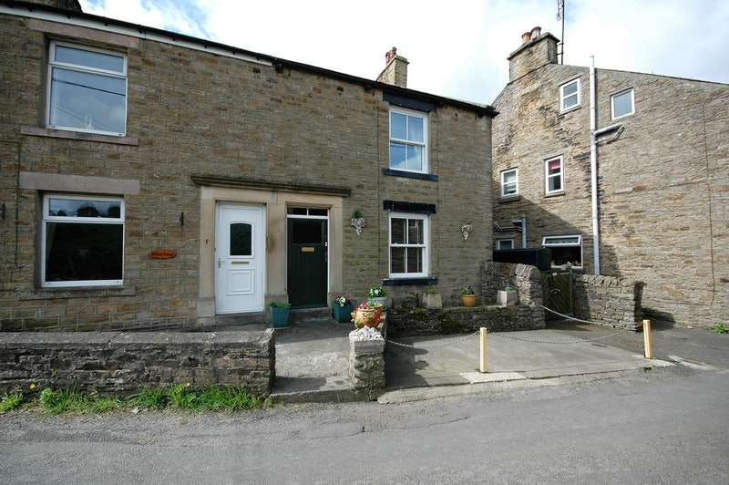 2 Bedrooms Semi Detached House for sale in East Haswicks, Westgate, County Durham, DL13